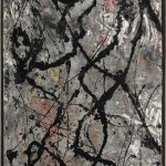 Jackson Pollock, Composition with Black Pouring, 1947 – The Olnick Spanu Collection © Jackson Pollock, by SIAE 2014