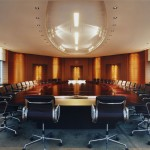 Jacqueline Hassink – The meeting table of the Board of Directors of Total, 2009 © Jacqueline Hassink