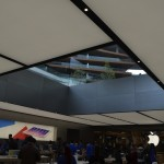 Norman Foster, Apple Store, Istanbul (copyright Apple)