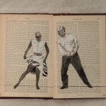 William Kentridge – Tango: For Page Turning, 2012-2013. Single Channel HD video – Duration 2'48'' Edition of 9 © William Kentridge, Courtesy Galleria Lia Rumma Milano/Napoli