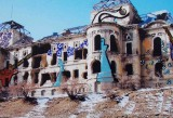Shamsia Hassani - Dream of Graffiti - Darulaman Palace