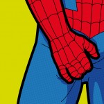 Grégoire Guillemin, The secret life of heroes - Spider