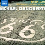 Michael Daugherty, 'Route 66' (Naxos, 2011)