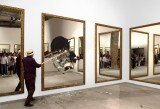 Michelangelo Pistoletto - Twenty Two Less Two, 2009