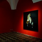 Mat Collishaw, installation view at 1/9 Gallery, Rome
