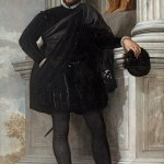 Paolo Veronese, Ritratto di gentiluomo, The J. Paul Getty Museum, Los Angeles. Gift of J. Paul Getty
