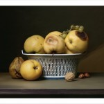 Sharon Core - Apples in a Porcelain Basket, 2007 © Sharon Core,Courtesy of the Artist and Yancey Richardson