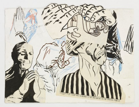 Raymond Pettibon, No title (If I had)