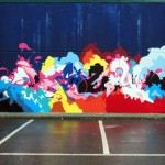 rae martini-new-mural-at-amazing-day-2013-01