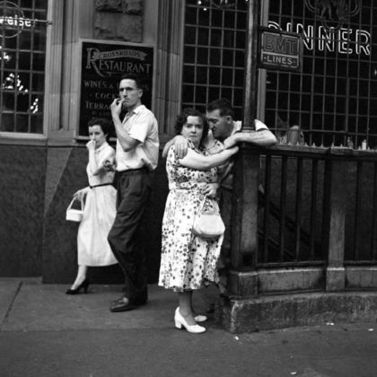 New York, senza data © Vivian Maier / John Maloof Collection / Howard Greenberg Gallery, New York