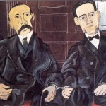 Ben Shahn, The Passion of Sacco and Vanzetti, 1931-32, Tempera on canvas 2