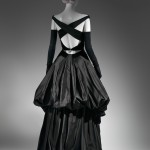 Charles James evening dress (1948) - Brooklyn Museum Costume Collection Gift of the Brooklyn Museum - Photo courtesy the MET