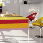 Linea Stripes by Fantoni - design Marco Viola