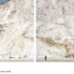 Massimo Vitali - Firiplaka Red Yellow Diptych