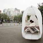 PIDO PAO (Cina), Tricycle house and tricycle garden, 2012 (2)