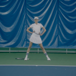 Sigrid loves tennis - ID MAGAZINE by Harrys - Copia