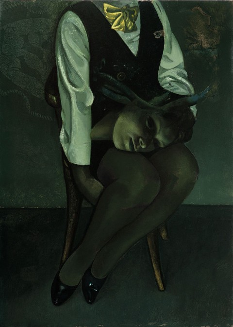Victor Man, The Chandler, 2013