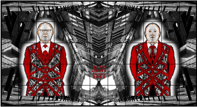 CITY LIGHTS - Gilbert & George - 2013