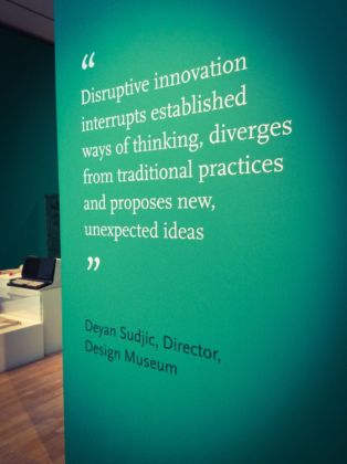 Designers in Residence 2014, Design Museum, Londra