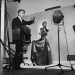 Horst sul set - photo by Roy Stevens/Time & Life Pictures/Getty Images