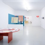 Making Room, group exhibition, curated by Emanuele Guidi and Lorenzo Sandoval, Exhibition view, 2014 2