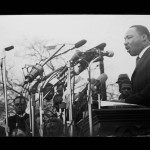 Martin Luther King, Jr., 1965 - foto Dennis Hopper