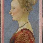 Piero del Pollaiolo, Ritratto di donna di profilo, ©New York, The Metropolitan Museum of Art, Bequest of Edward Harkness, 1940