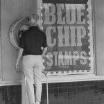 Untitled (Blue Chip Stamps), 1961-67 - foto Dennis Hopper