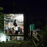 there is no place like home, exhibition view, Roma (foto altrospazio)