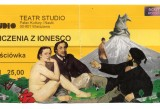 Exercises in Ionesco, 8 x 17 xm (2014)