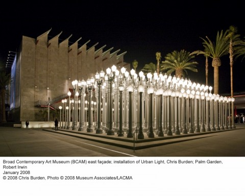 LACMA - Broad Contemporary Art Museum