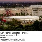 Lynda and Stewart Resnick Exhibition Pavilion at the Los Angeles