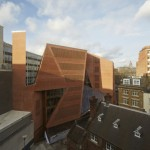 London School of Economics – Saw Swee Hock Student Centre : O'Donnell + Tuomey Architects