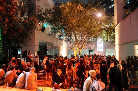 Made in L.A. 2014 – Members' Opening all'Hammer Museum, photos Stefanie Keenan