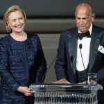 2013 CFDA Fashion Awards - Hillaty Clinton e Oscar de la Renta