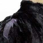 Untitled 2007, Mixed media and American mink fur, Coat 132.1 x 58.4 x 15.2 cm, Mannequin 2 x 39.4 x 25.4 cm, Photo Jack Hems and Patrick Dandy (2)