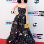 katy perry in Oscar de la Renta