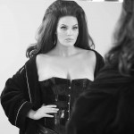 Calendario Pirelli 2015 - Backstage - Candice Huffine