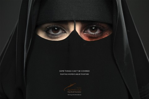 Campagna Arabia Saudita contro la vuiolenza by King Khalid Foundation