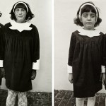 Diane Arbus - Identical Twins, Roselle, New Jersey (1967) - by Sandro Miller, 2014