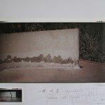 study _ case malaparte _ bardot and piccoli erased _ curved wall I