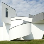 Frank Gehry, Vitra Design Museum and Factory - photo Liao Yusheng