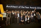 I vincitori dell'Architect of the Year Award 2014