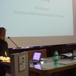 Kim Bowes, Direttrice American Academy in Rome
