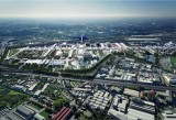 L'area di Expo 2015 - rendering