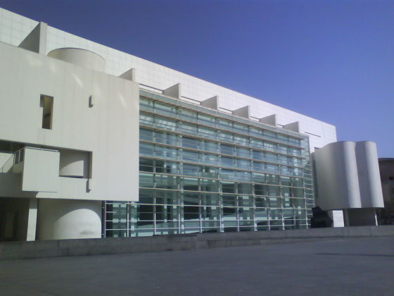 MACBA, Barcellona - 2011 - photo Kim For Sure