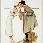 Norman Rockwell, Brass Merchant, 1934 - Collection of The Norman Rockwell Museum at Stockbridge_xl