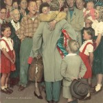 Norman Rockwell, Christmas Homecoming, 1948 - Collection of The Norman Rockwell Museum at Stockbridge_xl