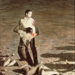 Norman Rockwell, Murder in Mississippi, 1965 - Collection of The Norman Rockwell Museum at Stockbridge_xl