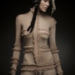 Rachel Freire, Immodesty Jumpsuit, collection Automne-Hiver 2010 - photo © Diego Indraccolo